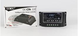 Контролер заряду для сонячних батарей Solar controler 20A, котроллер для сонячних установок