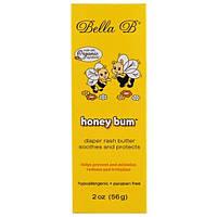 Bella B, Honey Bum, масло для удаления опрелостей, 2 унции (56 г)