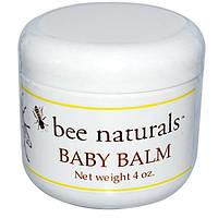 Bee Naturals, Детский бальзам, 4 унции