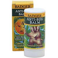 Badger Company, Бальзам от насекомых, 1.5 унции (42 г)