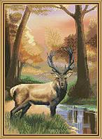 Набор для вышивания крестом Хранитель леса