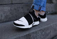 Мужские кроссовки Nike Presto Extreme 🔥 (Найк Престо Экстрим) Black-White 44