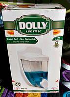 Ручной дозатор для жидкого мыла, пр-ль Турция.