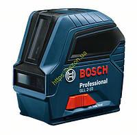 Лазер с перекрёстными лучами Bosch GLL 2-10 (0601063L00)