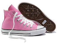 Converse Chuck Taylor All Star High Pink
