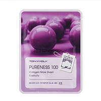Тканевая маска TONY MOLY Pureness 100 Collagen Mask Sheet Elasticity с экстрактом коллагена