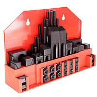 Комплект прихватов под паз 10 мм (M 8), 58 шт для столов фрезерных станков Opti BF16 Vario, FDB BF 16 Vario, Z