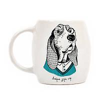 Чашка Собака дворецкий