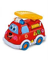 Музыкальная машинка Пожарная команда 526