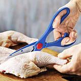 Набор кухонных принадлежностей 3 в 1 (Нож, Ножницы, Овощечистка), фото 2