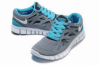 Nike FreeRun 2.0 Gray Blue