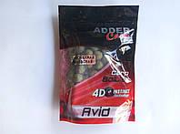 Бойлы Adder Carp Avid 16мм (горох краб)