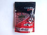 Бойлы Adder Carp Avid 16мм (клубника)