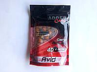 Бойлы Adder Carp Avid 16мм (персик ананас)