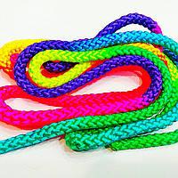Скакалка гимнастическая, цвет: радуга. Украина.
