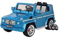 Детский электромобиль G55 R-3 AMG джип Mercedes Gelandewagen Бордо