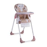 Детский стульчик для кормления Bertoni Tutti Frutti Beige Kitten