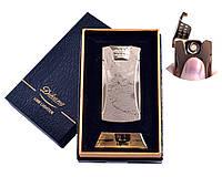 """Спиральная USB-зажигалка """"Дракон"""" №4835-3, в подарочной упаковке, работает при любой погоде, модный гаджет"""