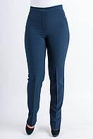 Женские класические брюки Прага синие