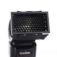 Сотовая насадка на фотовспышку Godox HC-01