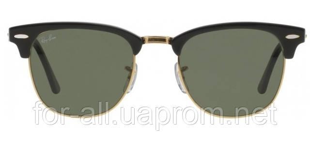 Очки ray ban Clubmaster RB3016 matte купить в интернет-магазине Модная покупка