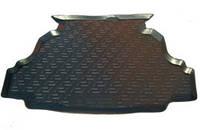 Резиновый коврик в багажник Geely Emgand EC7 SD 11- Lada Locer (Локер)
