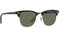 Солнцезащитные очки Clubmaster RB3016 матовые