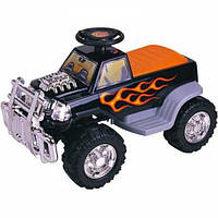 Детский мини-электромобиль джип на аккумуляторе SC-891-BLACK