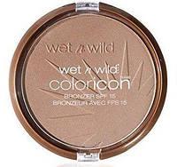 Бронзер Wet n Wild Coloricon - Ticket to Brazil