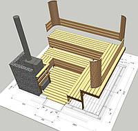 Mебель, лестницы,двери столярные изделия из массива дерева на заказ