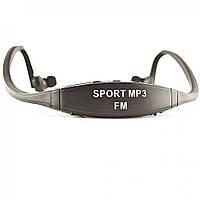 Спортивный mp3-плеер (черный)