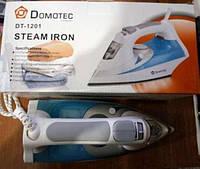 Утюг электрический Domotec DT-1201, 2200W, керамическая подошва