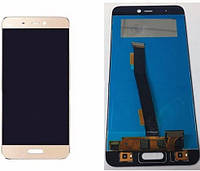 Дисплей (экран) + сенсор (тач скрин) Xiaomi Mi 5 gold (оригинал)