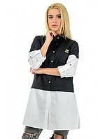 """Женская рубашка-платье """"Мира"""", фото 1"""