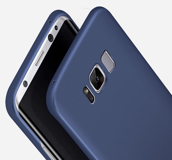 """Samsung G950F S8 оригинальный чехол панель накладка бампер защита 360* SOFT TOUCH для телефона """"LSM"""""""