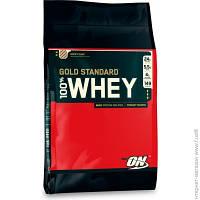 Протеин Optimum Nutrition 100  Whey Gold Standart 4.695кг, клубника
