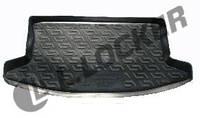 Резиновый коврик в багажник  Geely MK II HB 09L MK-Cross Lada Locer (Локер)