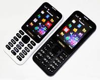 Телефон Nokia Asha 215 – 2 SIM, 2.2'', FM