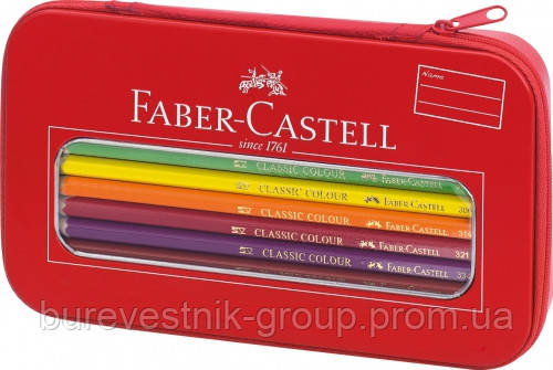 Пенал Faber-Castell, 1 отд. 201301