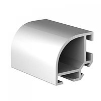 Алюминиевый профиль для торгового оборудования В1 (2578)