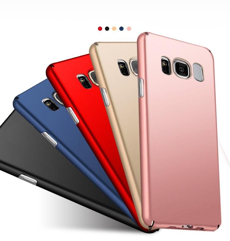 """Samsung G955F S8+ PLUS оригинальный чехол панель накладка бампер защита 360* SOFT TOUCH для телефона """"BOKA"""""""