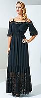 Очень красивое платье GUITAR шитье