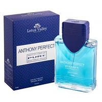 Мужская туалетная вода   Anthony Perfect Pure Instruction 100ml. Lotus Valley