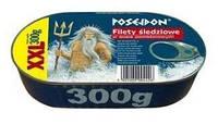 Філе оселедця в томаті Posejdon 300ml (9шт/ящ)