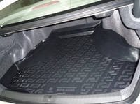 Резиновый коврик в багажник Honda Accord SD 08-13 Lada Locer (Локер)