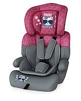 Автомобильное кресло Bertoni Junior Plus Pink Kitty