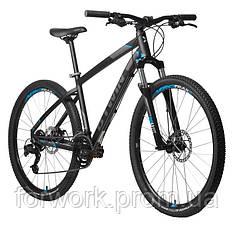 """Велосипед гірський MTB ROCKRIDER 520 27,5 """"B'Twen"""""""
