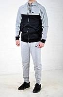 Новинка! Мужской спортивный костюм Nike (стильный, молодежный, для зала, для прогрулок)
