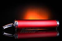 Глушитель прямоток (тюнинг) 280*60 мм Ø-48 мм