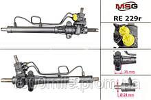 Рулевая рейка под гидро-усилитель  (востановленная) на Renault Kangoo 1997->2008  —MSG (Италия) - RE 229R